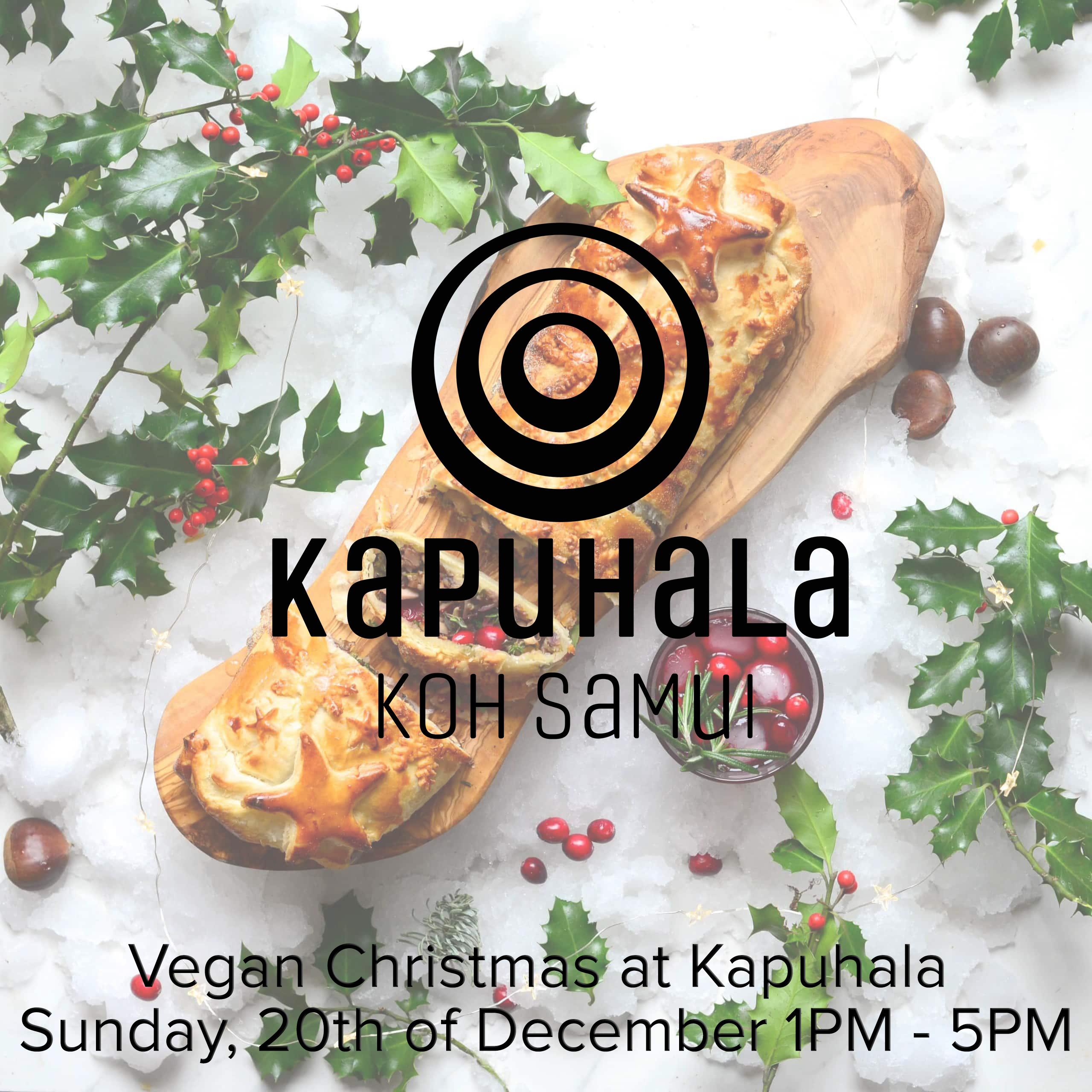 Vegan Kapuhala Christmas